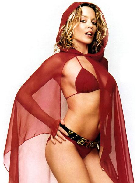 A Kylie Minogue le atraen las mujeres (también) 1