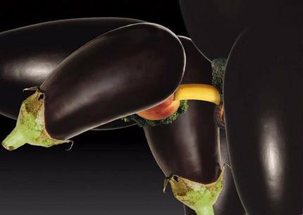 Kamasutra con verduras 2