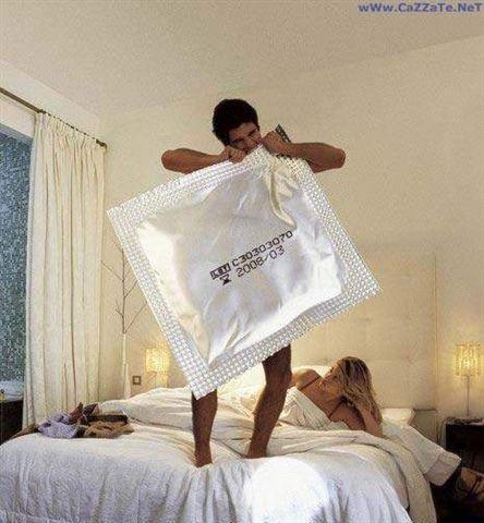 Si quieres disfrutar, ¡ponte bien el preservativo! 1