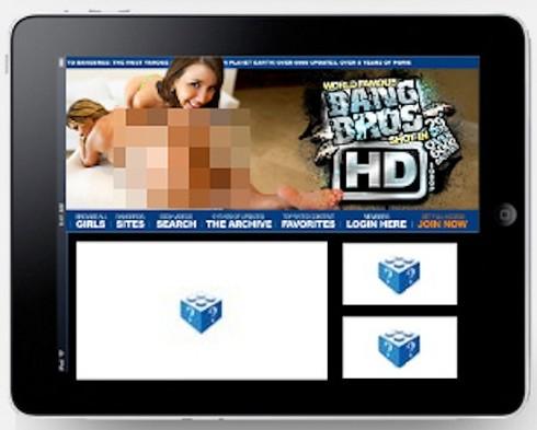 ¿Quieres un iPad? Pues nada de porno 1
