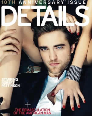 Robert Pattinson dice que odia las vaginas 1