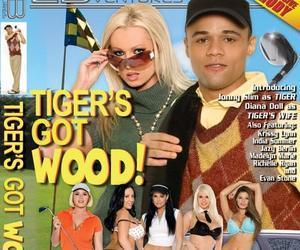 Tiger Woods, musa del cine porno 1