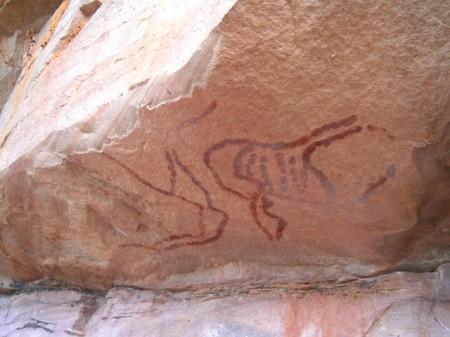 El primer kamasutra, en las pinturas rupestres 1