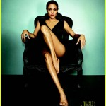 "Angelina Jolie y Christina Aguilera comparten ""Sex Ring"" 4"