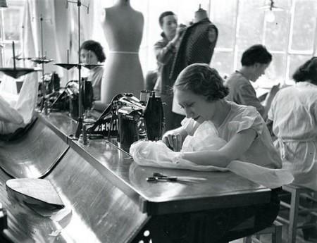 Cuidado al coser a máquina 1