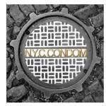 Envoltorios de los NYC Condoms 5