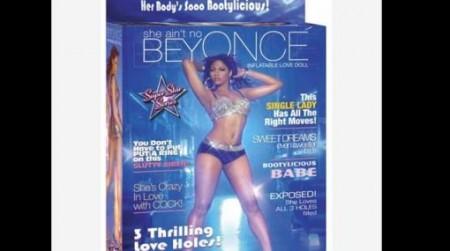 Beyoncé se convierte en muñeca hinchable 1