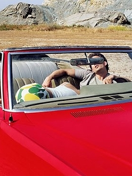 Sexo en el coche... pero en marcha 1