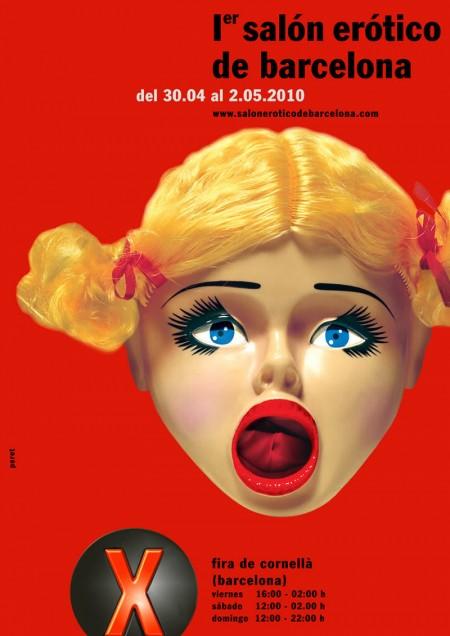 El Salón Erótico de Barcelona abre sus puertas 1