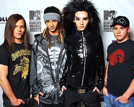 Tom Kauliz, de Tokio Hotel, se pasa con la Viagra 1