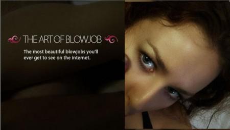 The art of Blowjob, una visión del sexo oral 1