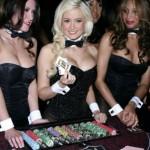 Sesión de póker en la mansión Playboy 2