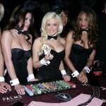 Sesión de póker en la mansión Playboy 6