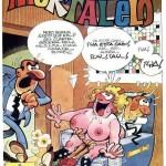 La versión porno de Mortadelo y Filemón 2