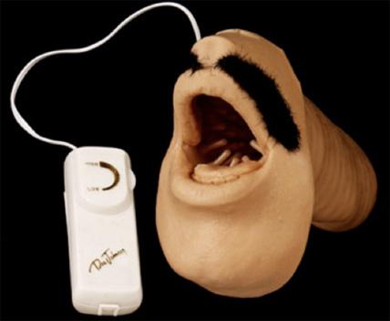 Los juguetes sexuales más... ¿cómo llamarlos? 4