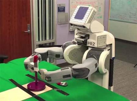 ¿Qué hace este robot? 1