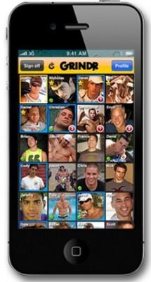 Ligando en el mundo gay con Grindr 1
