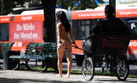 Publicidad polémica en Berlín 1