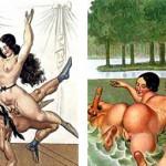 El porno de Fendi en 1853 3