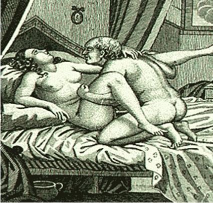 En la antigüedad, había mucho sexo 1