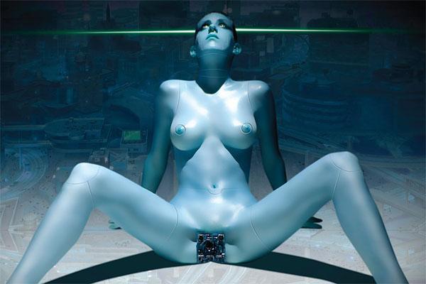 Patrice Murciano y una visión erótica de la ciencia ficción 1