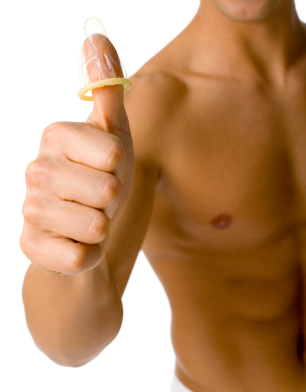 Condones que aseguran la erección 1