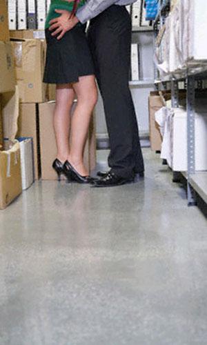 El almacén: un lugar para tener sexo 1