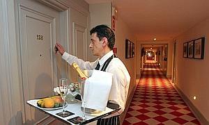 ¿De vacaciones en un hotel? ¡Pues a hacer el amor! 1