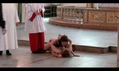 Sexo en la catedral 1