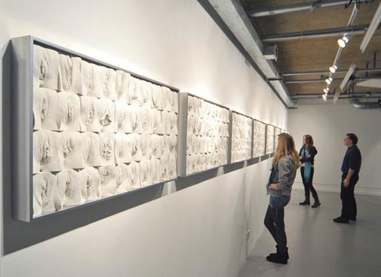 La Gran Muralla de Vaginas, arte genital 2