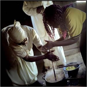 Semen para rituales en Zimbawe 1