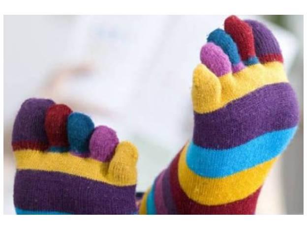 Truco para llegar al orgasmo: sexo con calcetines 1