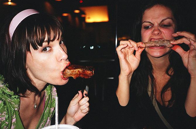 Así cenan las estrellas porno 3